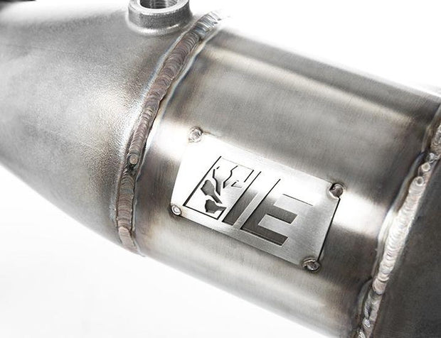 IE B9 A4 & A5 Performance Catted Downpipe-Integrated Engineering-4-Horsemen-Racing