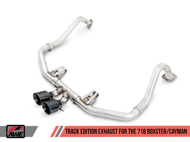 AWE Track Edition Exhaust-Awe Tuning-4-Horsemen-Racing