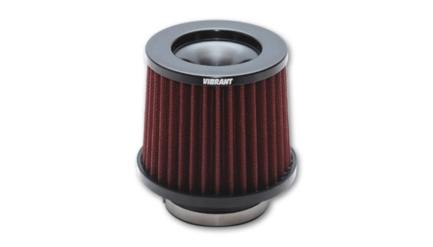 Vibrant The Classic Performance Air Filter (5.25in O.D. Cone x 5in Tall x 3.5in inlet I.D.)