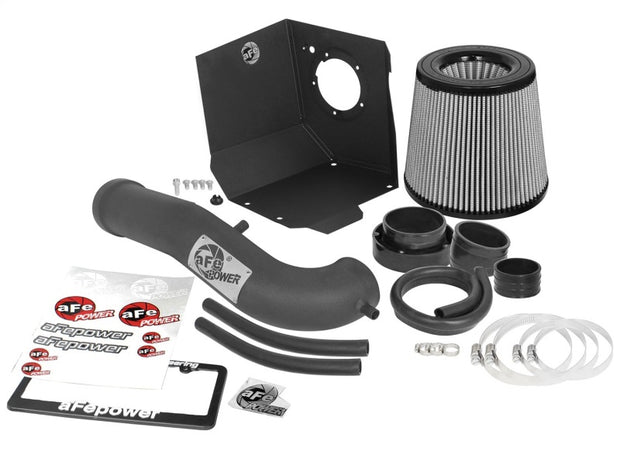aFe MagnumFORCE Intake Stage-2 Dry S 14-17 GM Silverado/Sierra 1500 5.3L/6.2L w/Electric Fan