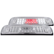 ANZO 2014-2015 Chevrolet Silverado LED 3rd Brake Light Chrome
