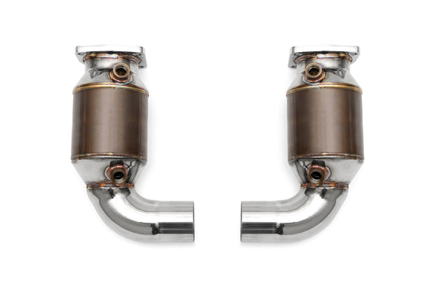 Sport Catalytic Converters-Fabspeed-4-Horsemen-Racing