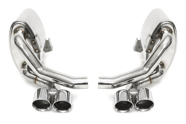Maxflo Performance Side Exhaust System-Fabspeed-4-Horsemen-Racing