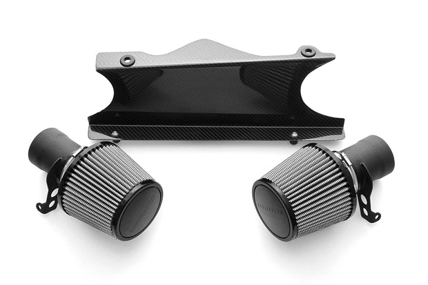 Competition Air Intake System-Fabspeed-4-Horsemen-Racing