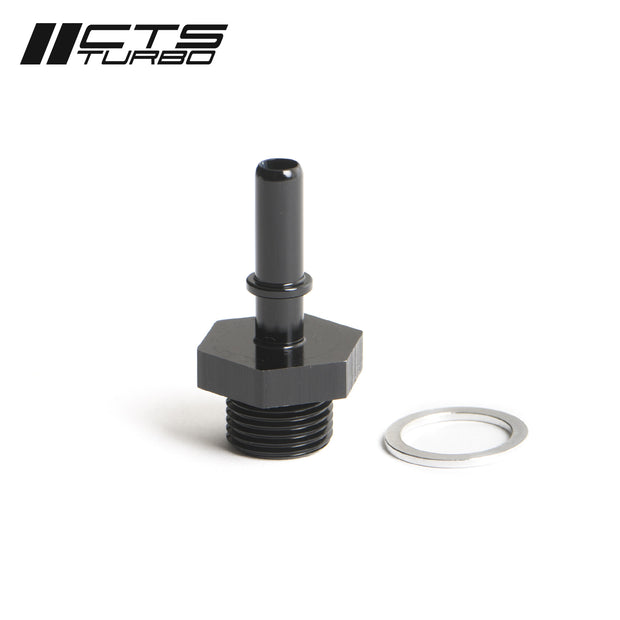 CTS Bosch 044 Outlet Fitting to OE VW Connector-CTS Turbo-4-Horsemen-Racing