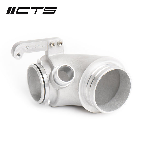 CTS Turbo 1.8T/2.0T MQB Gen3 High-Flow Turbo Inlet Pipe-CTS Turbo-4-Horsemen-Racing