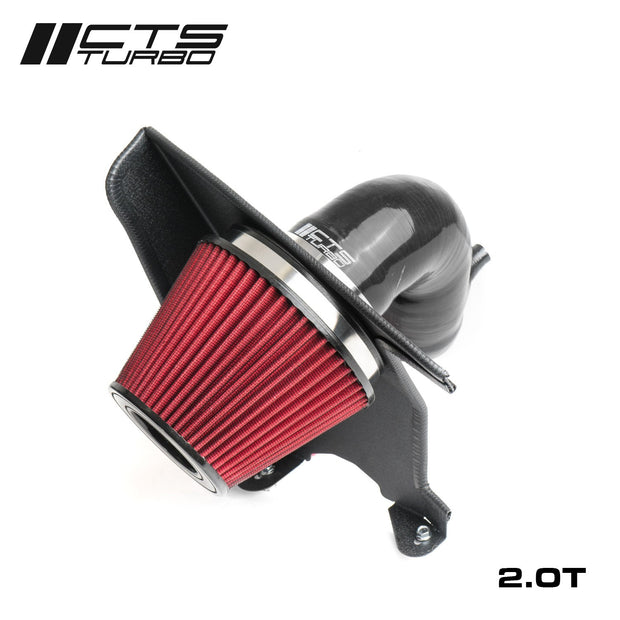 "CTS TURBO B9 AUDI A4, AllRoad, A5, S4, S5, RS4, RS5 HIGH-FLOW INTAKE (6"" Velocity Stack)-CTS Turbo-4-Horsemen-Racing"