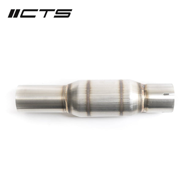 CTS Turbo High Flow Cat/Cat Delete for use with CTS-EXH-DP-0015-CTS Turbo-4-Horsemen-Racing