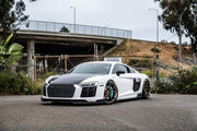 1016 Industries Forged Carbon Front Aero Lip Audi R8 15-20-1016 Industries-4-Horsemen-Racing