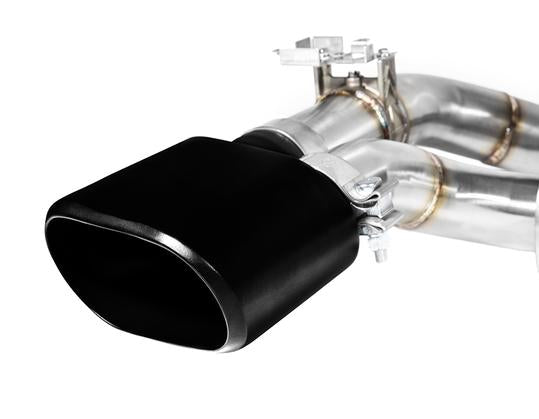 Audi 8V RS3 Ultra-Performance Valved Catback Exhaust System-Integrated Engineering-4-Horsemen-Racing