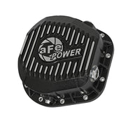 aFe Power Cover Diff Rear Machined COV Diff R Ford Diesel Trucks 86-11 V8-6.4/6.7L (td) Machined