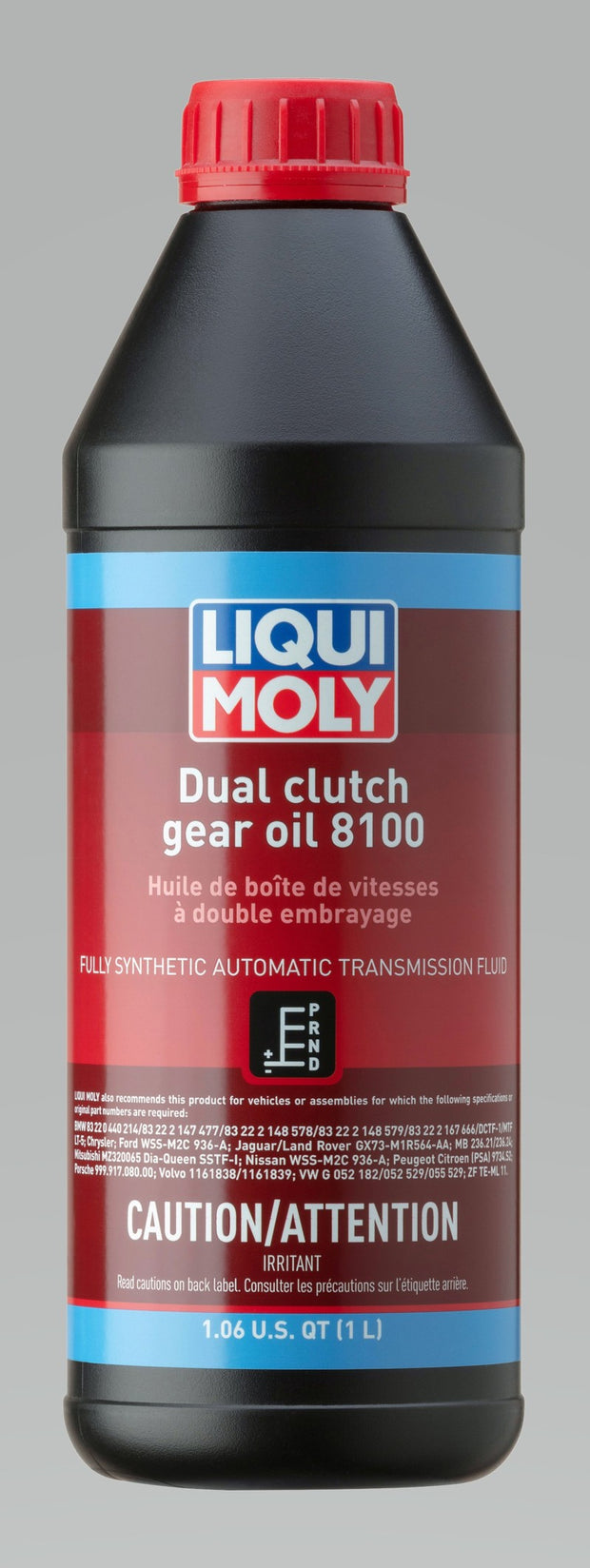 LIQUI MOLY 1L Dual Clutch Transmission Oil 8100