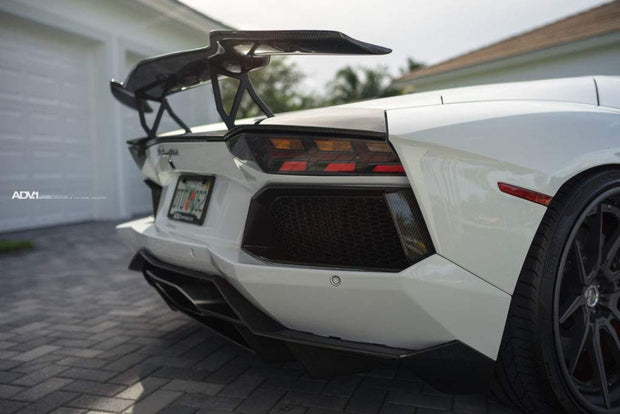 1016 Industries Lamborghini Aventador Rear Diffuser-1016 Industries-4-Horsemen-Racing