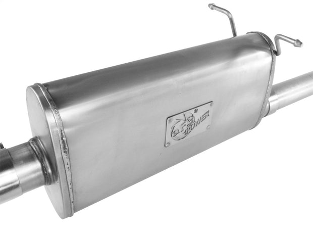 aFe ATLAS Cat-Back Exhaust AL 98-11 Ford Ranger L4 2.3/2.5 V6 3.0/4.0L