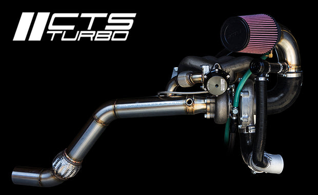 CTS TURBO B6 A4 1.8T TURBO KIT-CTS Turbo-4-Horsemen-Racing