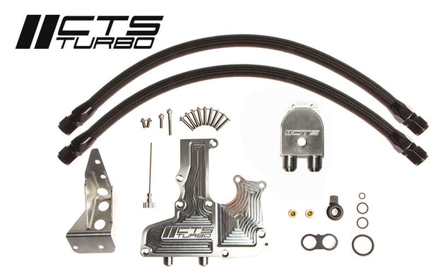 CTS Turbo MK5 TSI Catch Can Kit-CTS Turbo-4-Horsemen-Racing