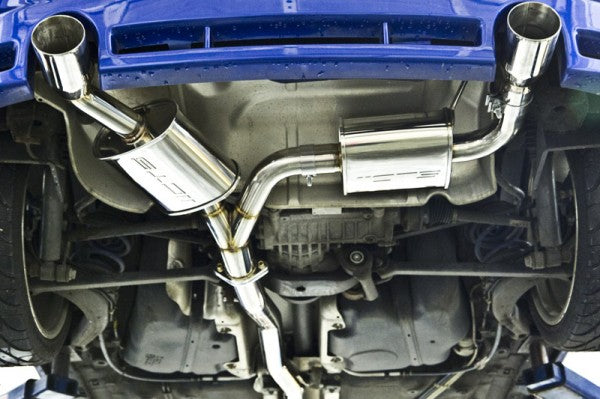 "CTS Turbo VW MK4 R32 3"" Cat-back Exhaust-CTS Turbo-4-Horsemen-Racing"