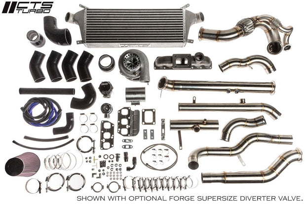 CTS MK5 R32 STAGE 2 TURBO KIT-CTS Turbo-4-Horsemen-Racing