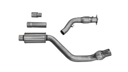 Corsa - 3 Inch Downpipe with 200 Cell Catalytic Converter-Corsa-4-Horsemen-Racing