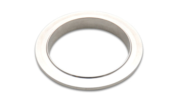 Vibrant Stainless Steel V-Band Flange for 3.5in O.D. Tubing - Male