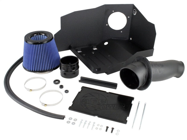aFe MagnumFORCE Intakes Stage-2 P5R AIS P5R Ford Diesel Trucks 99-03 V8-7.3L (td)