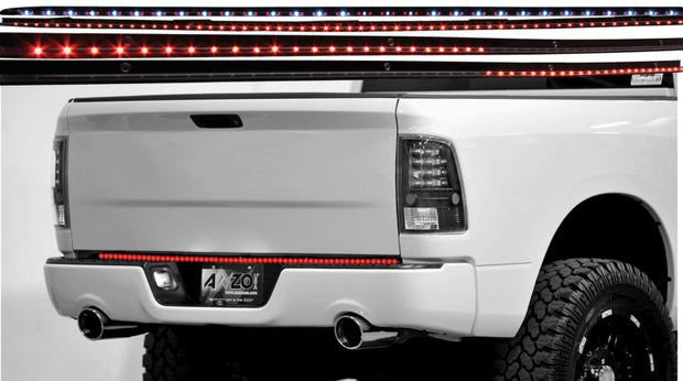 ANZO LED Tailgate Bar Universal LED Tailgate Bar w/ Reverse, 49in 5 Function