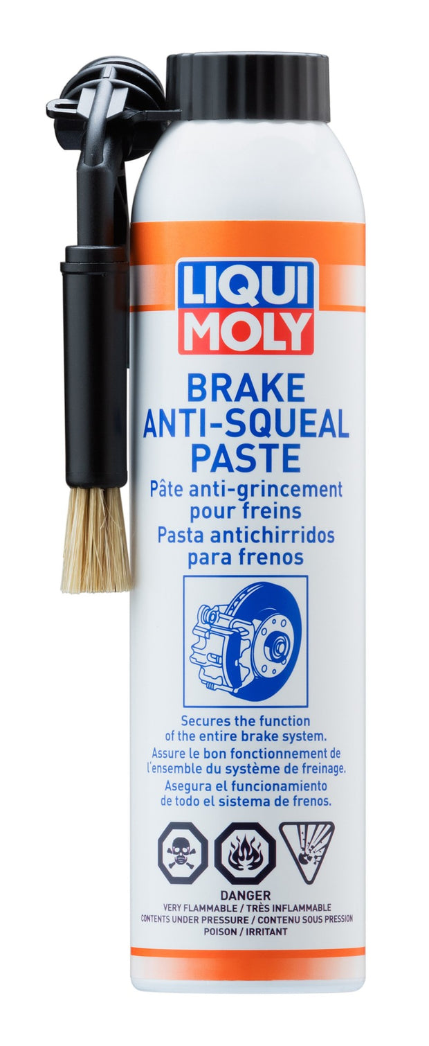 LIQUI MOLY 200mL Brake Anti-Squeal Paste (Can w/ Brush)