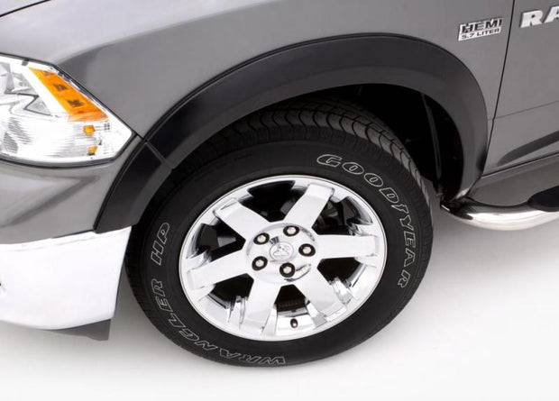 Lund 04-08 Ford F-150 SX-Sport Style Textured Elite Series Fender Flares - Black (4 Pc.)