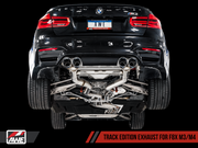 AWE Non-Resonated Track Edition Exhaust-Awe Tuning-4-Horsemen-Racing
