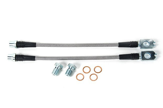 USP Stainless Steel Rear Brake Lines For Audi B6/B7 A4/S4