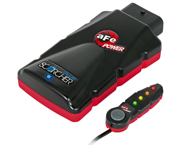 SCORCHER BLUE Bluetooth Power Module-aFe-4-Horsemen-Racing