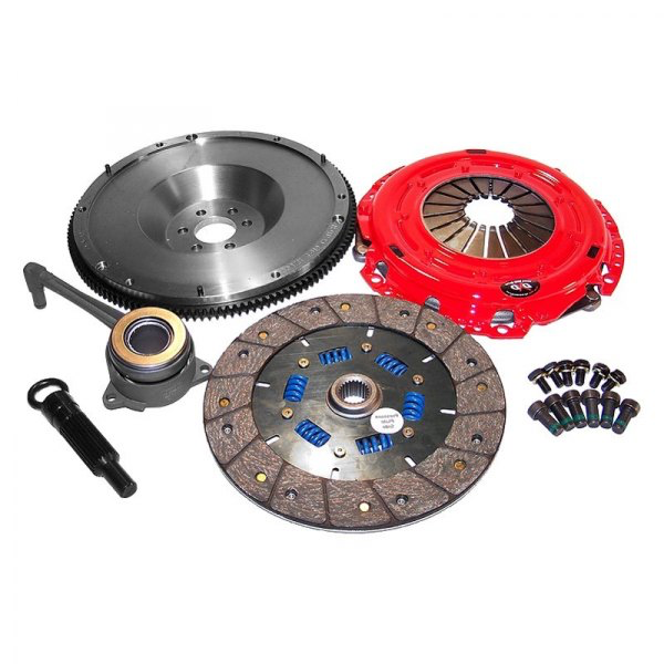 Stage 3 Endurance Clutch Kit-Southbend Clutch-4-Horsemen-Racing