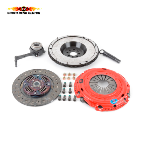 Stage 3 Drag/Drift Clutch Kit-Southbend Clutch-4-Horsemen-Racing