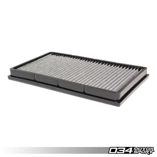 Performance Drop-In Air Filter For P34 MQB Cold Air Intake System-034 Motorsport-4-Horsemen-Racing