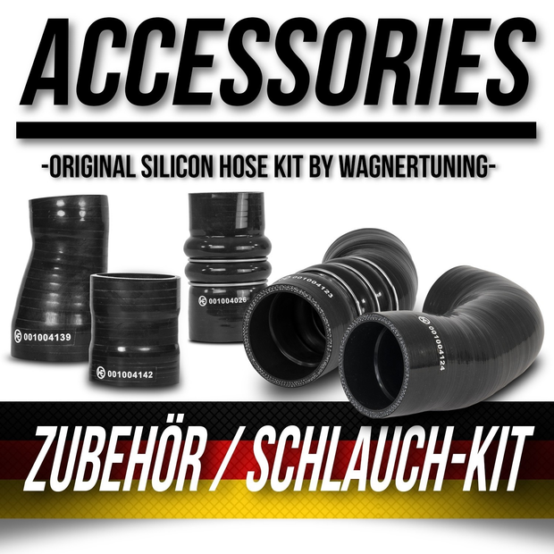 Silicon Hose Kit for Porsche 996-Wagner Tuning-4-Horsemen-Racing