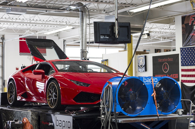 Lamborghini Huracan Valvetronic Performance Package