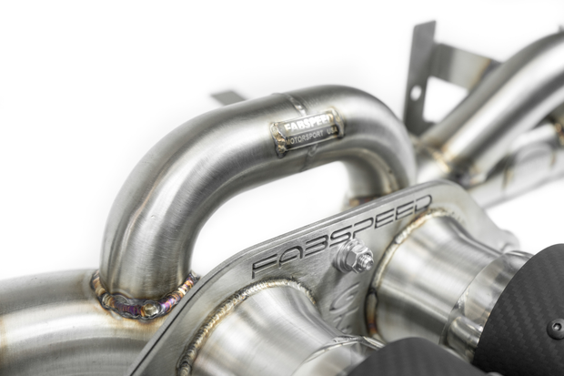 Center Muffler Bypass Pipe-Fabspeed-4-Horsemen-Racing