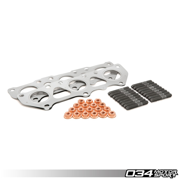 EXHAUST MANIFOLD HARDWARE & GASKET KIT, 2.7T-034 Motorsport-4-Horsemen-Racing
