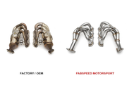 Race Headers-Fabspeed-4-Horsemen-Racing