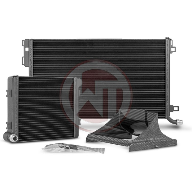 Radiator Kit Mercedes Benz C63 (S) AMG-Wagner Tuning-4-Horsemen-Racing