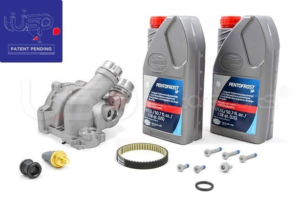 USP Cast Aluminium Water Pump Ultimate DIY Kit for TSI