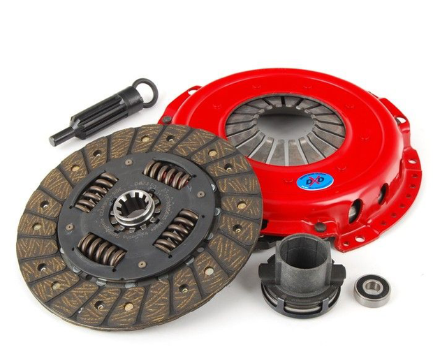 Stage 3 Daily Clutch Kit-Southbend Clutch-4-Horsemen-Racing
