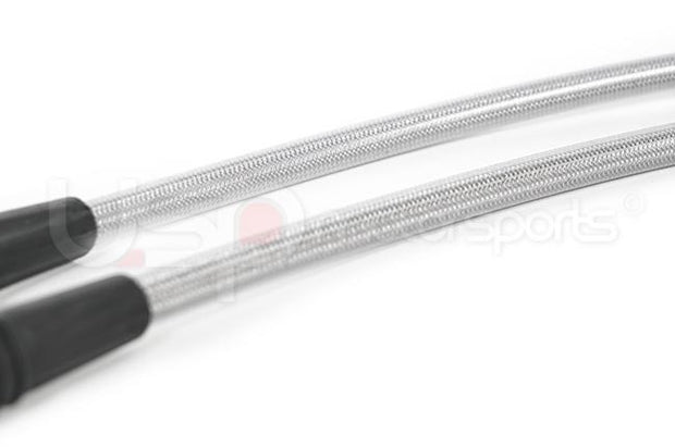 USP Stainless Steel Rear Brake Lines For Audi All road