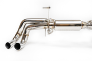 Valvetronic Supersport X-Pipe Exhaust System-Fabspeed-4-Horsemen-Racing