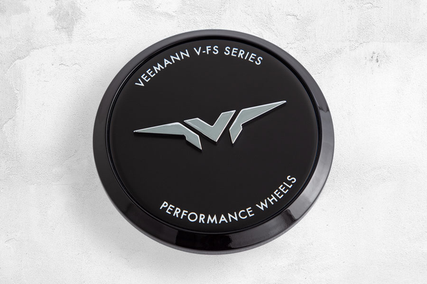 Veemann Wheels Center Cap-Veemann Wheels-4-Horsemen-Racing