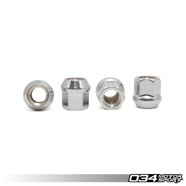 WHEEL NUT, CONE SEAT, M12X1.5-034 Motorsport-4-Horsemen-Racing