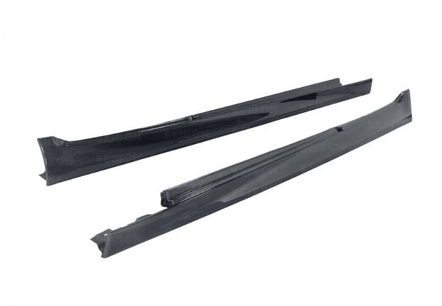 CARBON FIBER SIDE SKIRTS-Seibon-4-Horsemen-Racing