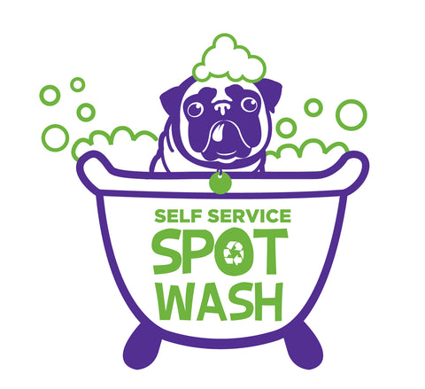 Self serve spot wash the green spot the green spot offers you access to our self serve dog wash areas to tackle the grooming job on your own at an affordable price we provide waist high tubs solutioingenieria Gallery
