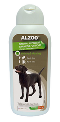 Alzoo Natural Repellent Shampoo for Dogs