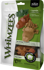 Whimzees Alligator Dental Dog Treats Pack